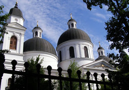 Churches and Temples of Chernivtsi Tour
