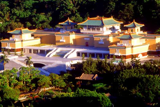 台北/國立故宮博物院イメージ