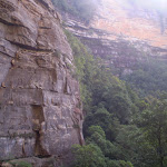 Cliffs above Valley of the Waters (42399)