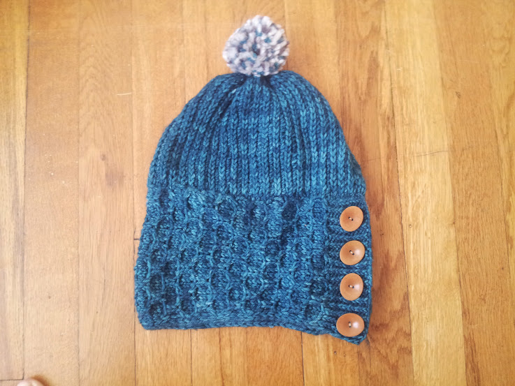 winter knits: hat 3