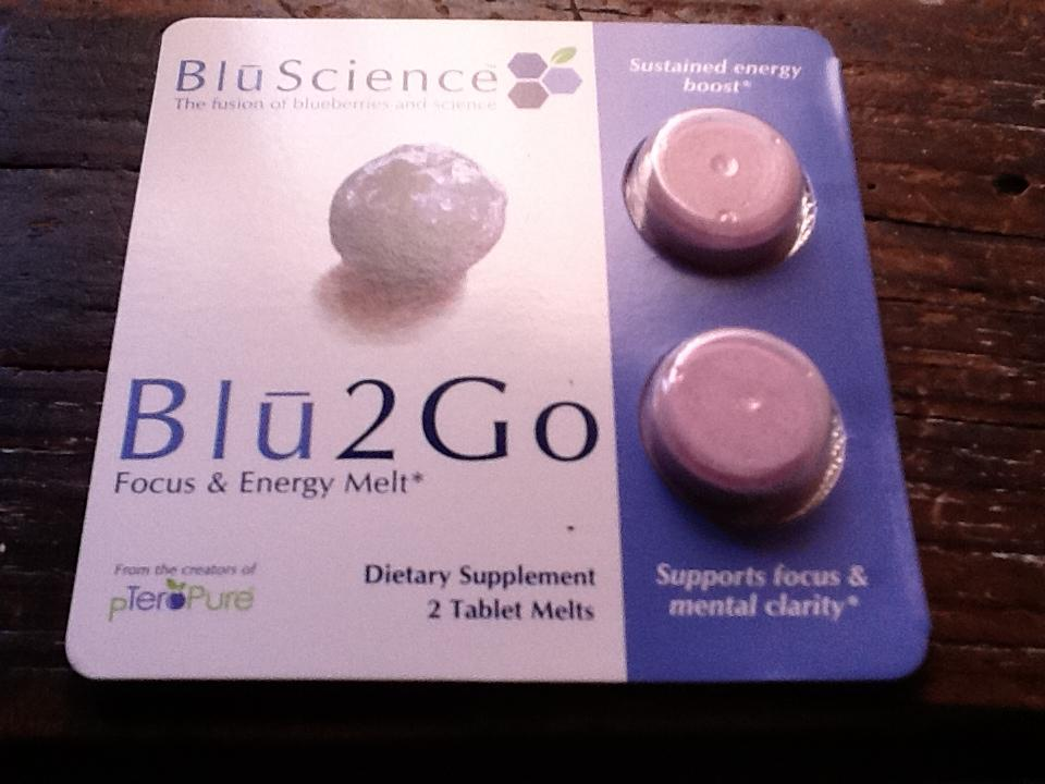 If blueberries are such good brain food, why is there caffeine in this supplement