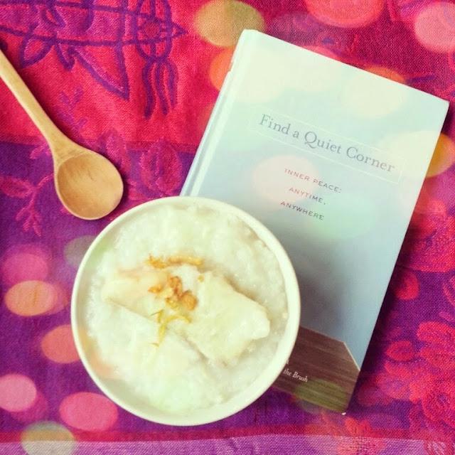 porridge recipe / resep bubur / Okayu / congee by ServicefromHeart