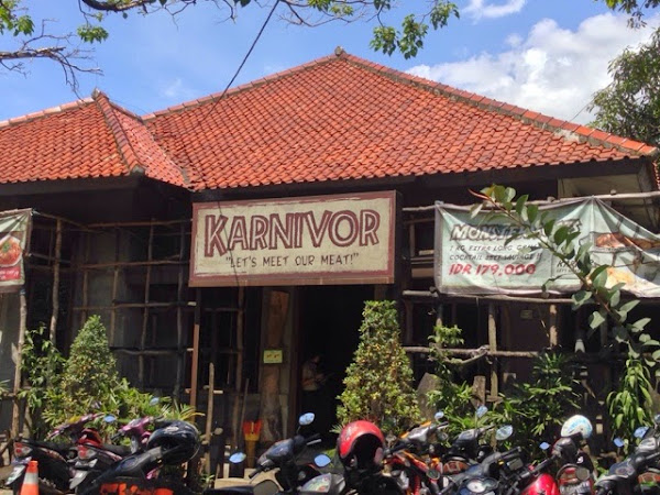[Food Destination] Karnivor Restaurant