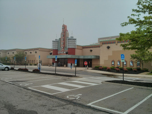 Marcus Crosswoods Cinema