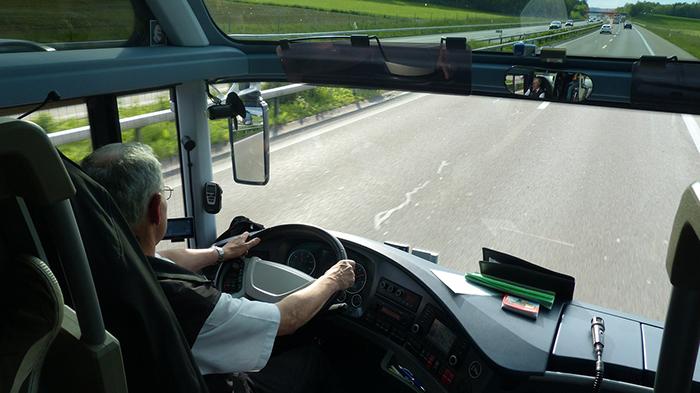 La seguridad importa a la hora de elegir los mejores asientos de autobús