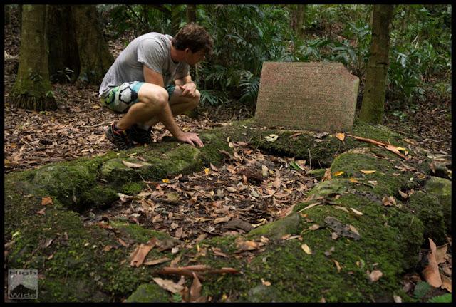 Westray's Grave
