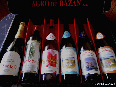 Agro de Bazán, S.A. - Bodegas Granbazán Rías Baixas y Mas de Bazán Utiel-Requena