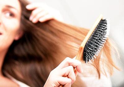 หวีผมเพื่อสุขภาพผมที่ดี, หวีผม บำรุงผม, เคล็ดลับแก้ผมหงอก, แก้ผมหงอกด้วยวิธีธรรมชาติ, เร่งผมยาว