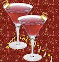 Новогодние коктейли Коктейль «Рубин»