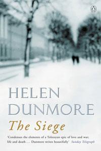 Portada de The Siege, de Helen Dunmore