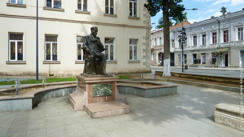 Памятники Кутаиси