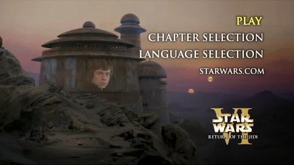 La guerra de las galaxias. Episodio VI: El retorno del Jedi – Latino DVD9