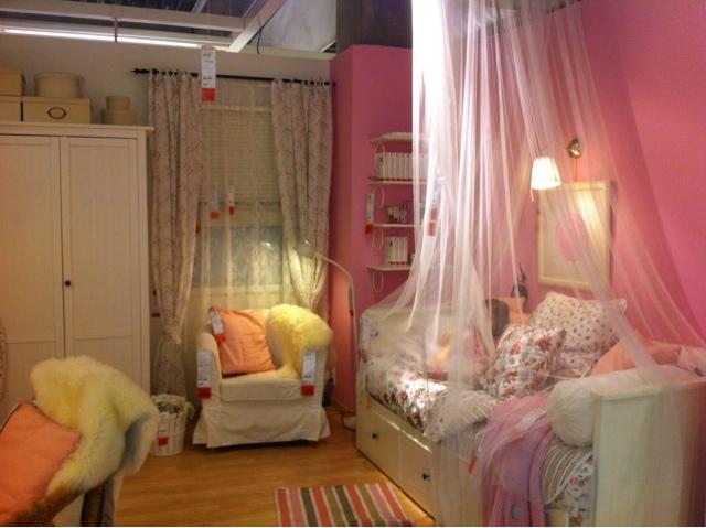 Bricolage e Decoração Quarto de Princesa do Ikea