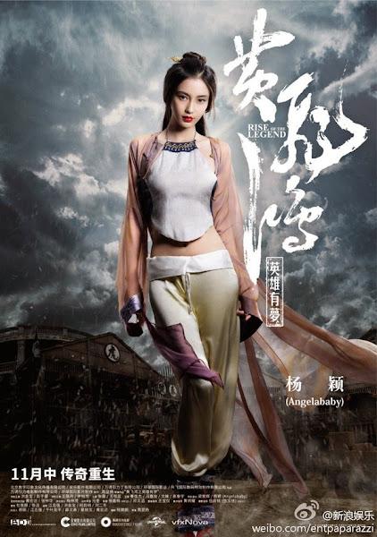 Rise of the legend - Hoàng Phi Hồng – Bí ẩn một huyền thoại