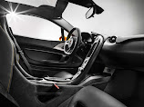 GENEVA 2013 - McLaren shows first pictures of the P1 interior