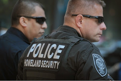 Department of Homeland Security says Right Wing Terror threat is equal to ISIS