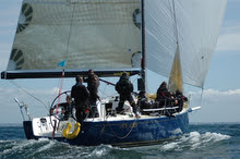 J/122 Pen Azen racer cruiser sailboat- for sale used
