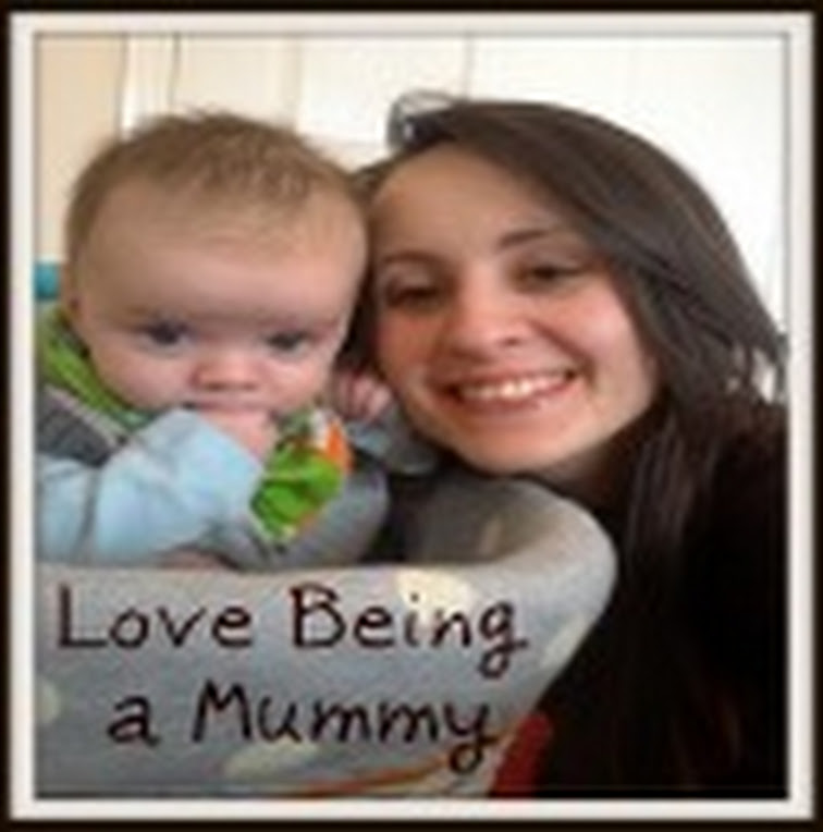 Grab button for LOVE BEING A MUMMY