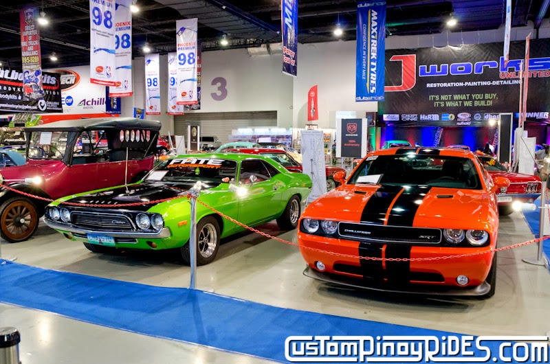 Dodge Challenger Old (1st Gen) vs New (Current 3rd Gen) Custom Pinoy Rides Car Photography Manila Philippines pic2