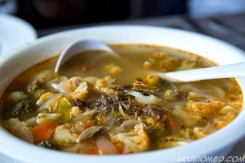 tomyam sea food