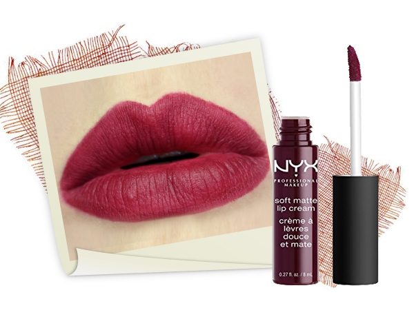 NYX Soft Matte Lip Cream – Màu Copenhagen