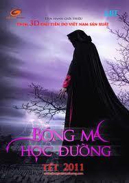 Bóng Ma Học Đường - Bong Ma Hoc Duong Phim Tet 2011 poster