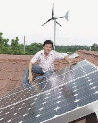 Investors Loved Wind And Solar Projects In 2010