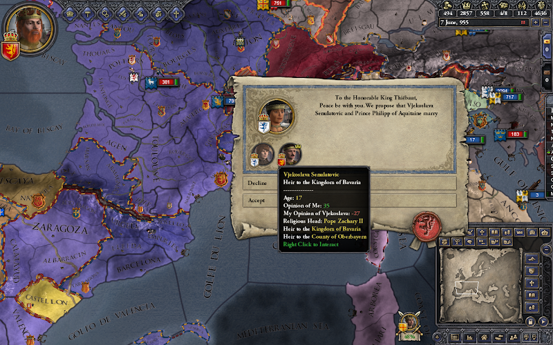 Crusader Kings II: I'm Starting to Get Excited - Page 52