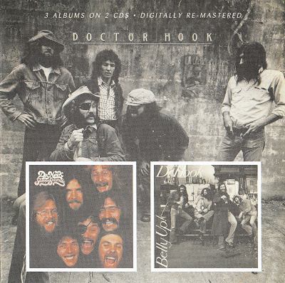 Dr. Hook & The Medicine Show - 1971 - Doctor Hook + 1972 - Sloppy Seconds + 1973 ~ Belly Up!