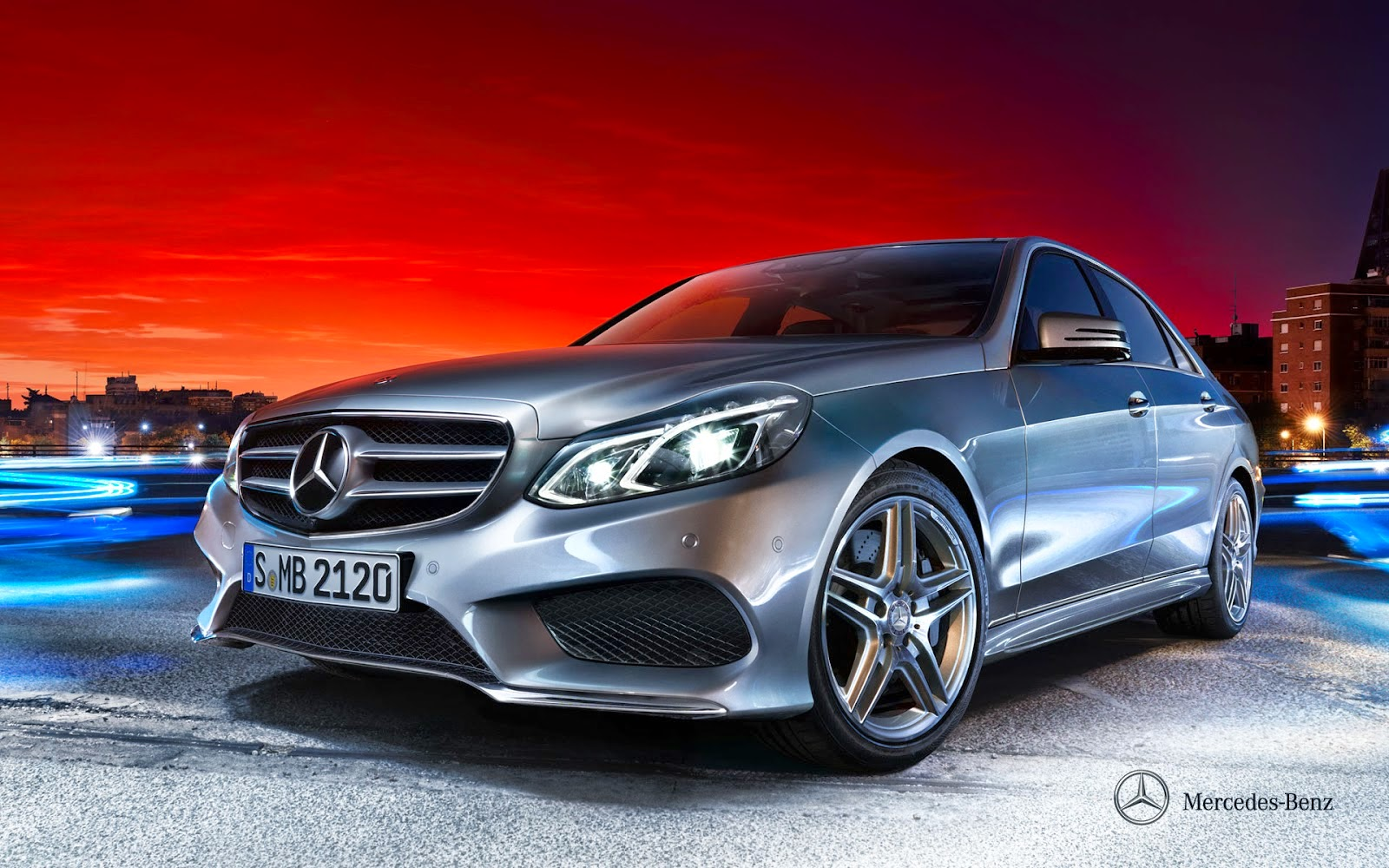 2014 Mercedes-benz E-class Wallpaper | Car Reviews