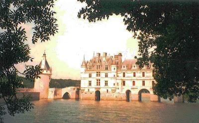 Il castello di Chenonceaux