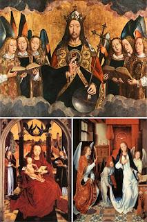 Фламандский живописец Ганс Мемлинг