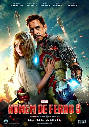 Homem de Ferro 3 Dublado