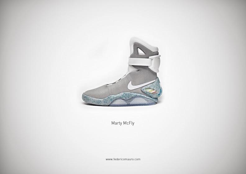 *Famous Shoes:鞋子是人穿出來的! 6