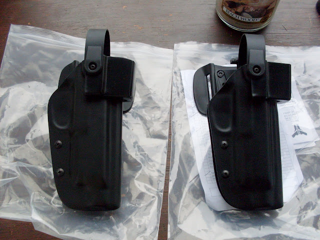 BLADE-TECH FINALLY GOT IT RIGHT!! My WRS Duty Holster w