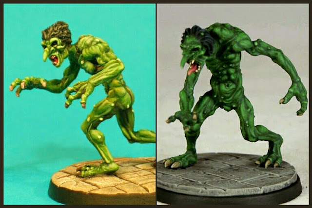 Troll de Otherworld Miniatures