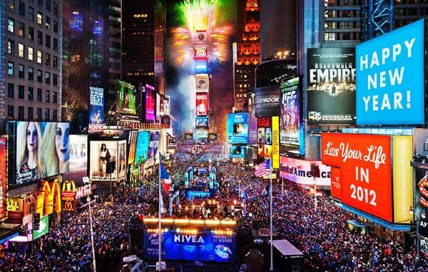 Nueva York, Times Square