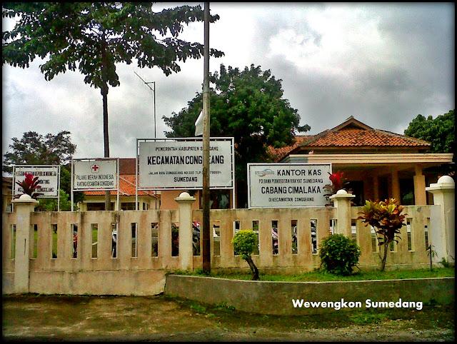 Kantor Kecamatan Conggeang, Kab. Sumedang