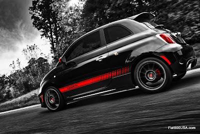 Fiat 500 Abarth USA