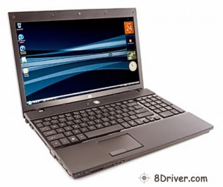 download HP ProBook 4510s Notebook PC driver