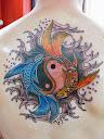 yin yang tattoo Designs 24