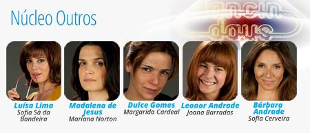 N5 DancinDays: Todo o elenco (com fotografias)