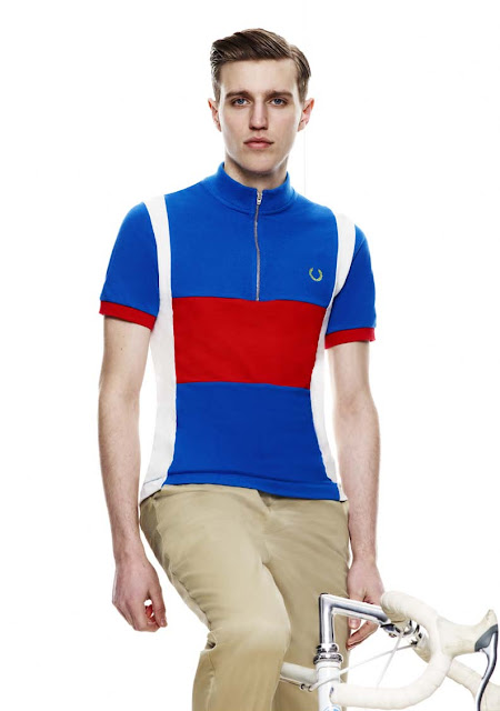 Fred Perry X Cycling Blank Canvas 2012