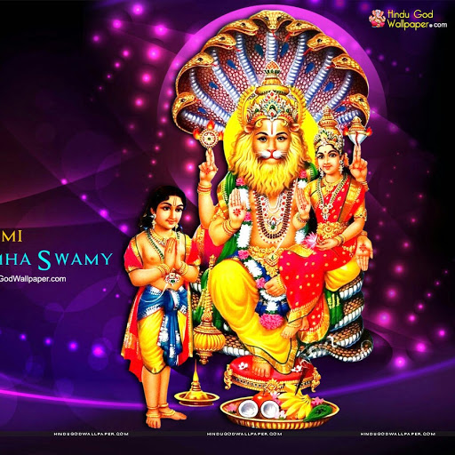 # Sri Laxmi Narasimha Swa #ume