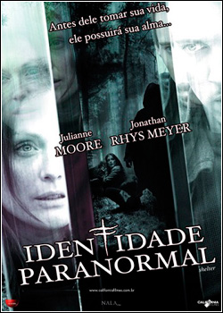 Download Identidade Paranormal DVD-R