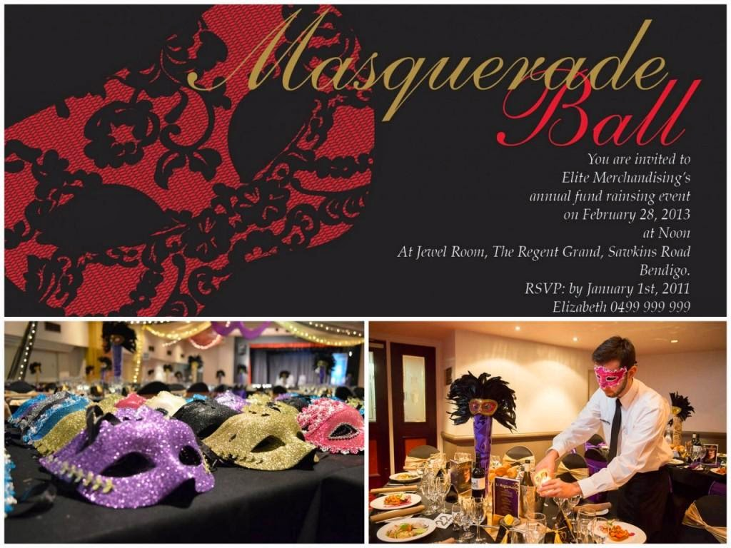 Impressive Invitations Masquerade Ball Party Invitations