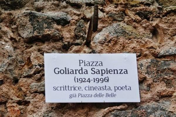 Voltapagina, Goliarda Sapienza, Femminicidio