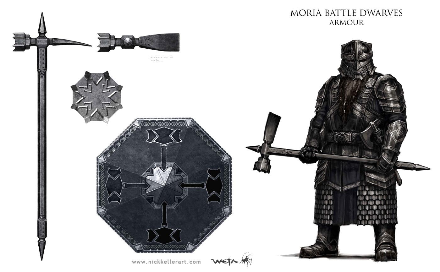 Afbeeldingsresultaat voor the hobbit dwarf armor