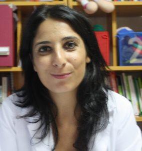 Amaya Fernández. Psicóloga. Foniatría Bielsa