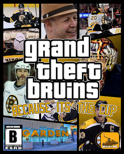 grand theft bruins